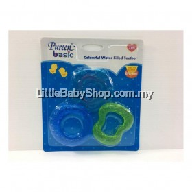 Pureen - Colourful Water Filled Teether (3PCS)