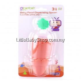 Bremed Obebe Baby Food Dispensing Spoon BD3512