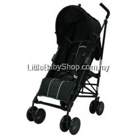 Halford Fliplite Stroller-Black