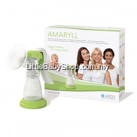 ARDO Amaryll Single Manual Breast Pump [Made in Switzerland]