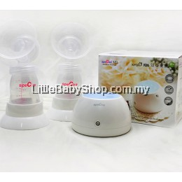 Spectra M1 Portable Electric Breast Pump (Double) Free Ice Pack