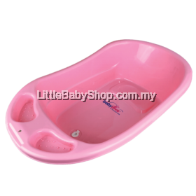 Babylove Bath Tub with Stopper XL (Best Buy)