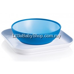 MAM Baby Bowl with Plate (6m+)