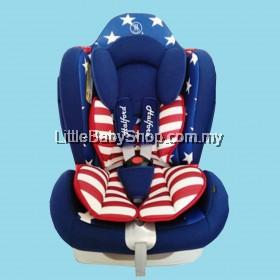 [PRE-ORDER] HALFORD Voyage XT Convertible Car Seat Blue Star