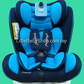 [PRE-ORDER] HALFORD Zeus XT Car Seat Blue