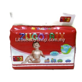ZUGOTRIX SUPER DRY DIAPERS L32 X 3 PACKS