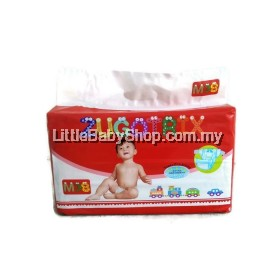 ZUGOTRIX SUPER DRY DIAPERS M38 X 3 PACKS