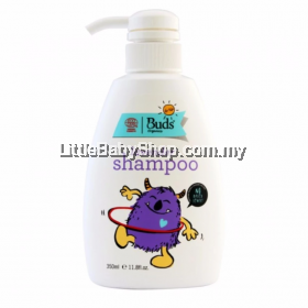 Buds For Kids Lavender Shampoo (350 ml)