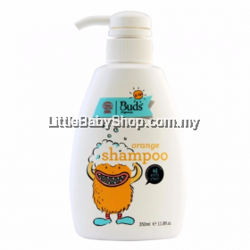 Buds For Kids Oranges Shampoo (350 ml)
