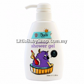 Buds For Kids Lavender Shower Gel (350ml)