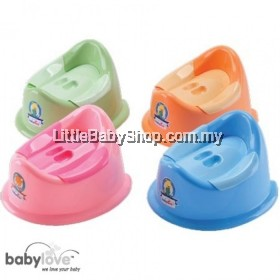 Babylove Baby Potty With Cover
