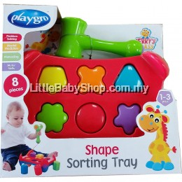 Playgro Shape Sorting Tray