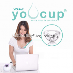 YOUHA YOUCUP Breast Milk Collection Cups System