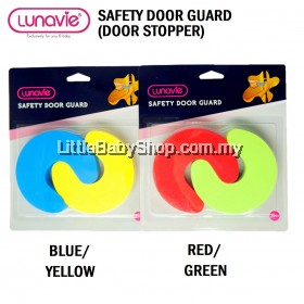 LUNAVIE Safety Door Guard (EVA Door Stopper) - 2Pcs