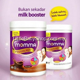 MOMMA Pregolact® Milk Booster Combo Pack 420g (2 units) Free Shaker