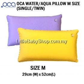 [GENUINE] OCA Water / Aqua Pillow M Kid Size YELLOW (29cm x 52cm) (Single Pack / Twin Pack)