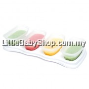 EASY Breastmilk & Baby Food Storage Cups (4oz)