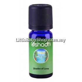 OSHADHI Synergy Blend Essential Oil, Shades of Love 10ml