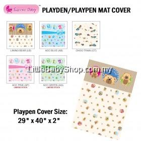 SWEETIE BABY Playden/Playpen Mat Cover (Acc Pink)