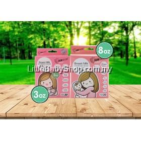 SUNMUM BABY Breastmilk Storage Bag (3oz / 8oz)