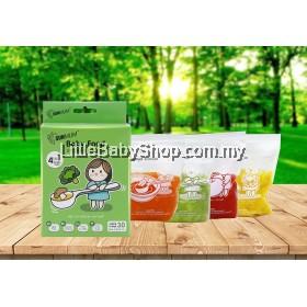 SUNMUM Baby Food Storage Bags (30pcs)