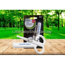 TOMMEE TIPPEE Baby Scissors with Cover