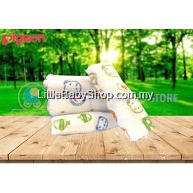 """PIGEON Baby Handkerchief 4in1 (8"""" x 8"""")"""
