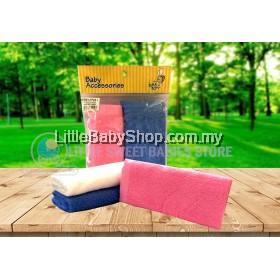 BEE SON Color Handkerchief (Assorted Color) - 2pcs