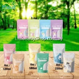 MALISH Save 'N Go Breastmilk Storage Bag (3.4oz)