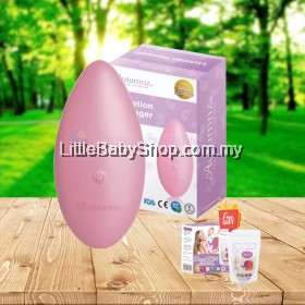 AUTUMNZ Lactation Massager (TCG-003) with Free Gift
