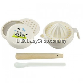 BASILIC 7 Pieces of Baby Food Cooking Tools