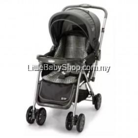 My Dear Baby Stroller 18036 Grey (Newborn - 18kg)