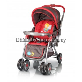 My Dear Baby Stroller With Carrier 18083