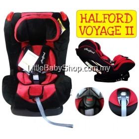 HALFORD Voyage II Car Seat (0-25kg / 0-7years)