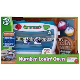[GENUINE] LEAPFROG Number Lovin' Oven (2 years+)