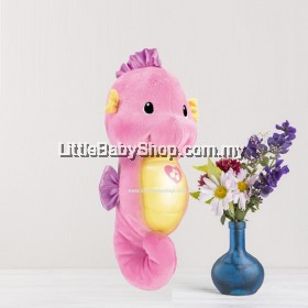 [GENUINE] Fisher Price Soothe and Glow Seahorse - Pink