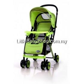 My Dear Baby Stroller 18117 - Green (Newborn - 15 kg max)