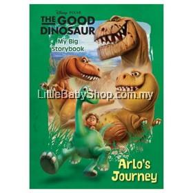 Disney Pixar The Good Dinosaur: My Big Storybook Arlo's Journey