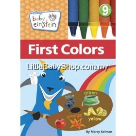 DISNEY Baby Einstein First Colours Book Set (5 Books in 1)